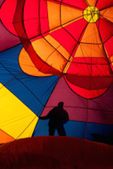 Balloon Festival in Colorado Springs